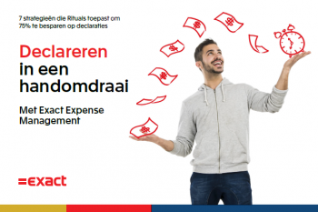 Whitepaper Expense Management: Declareren doe je in een handomdraai