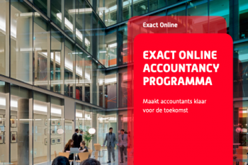 Brochure: Exact Online Accountancy Programma