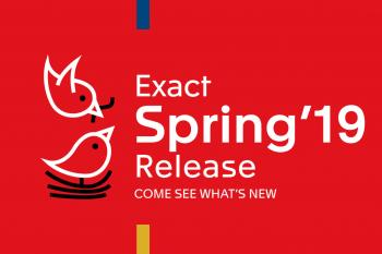 Exact introduces its Spring '19 Release