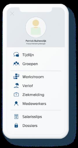 payroll self service app