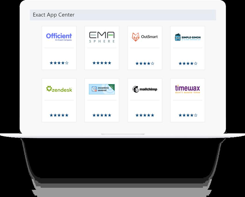Associez votre logiciel favori