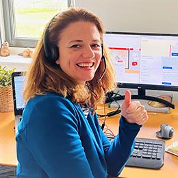 Recruiter Thea van den Hoek