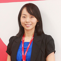 Recruiter Sherney Leong