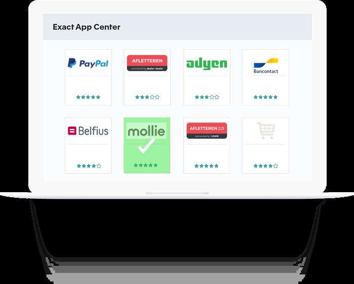 Logistiek en betalingen koppelen met webshop software
