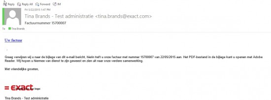 E-mail Afbeelding 5